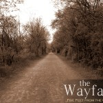 Promo Postcard by Mike Case - The Wayfarers | Five Feet From The Cabin Door