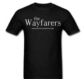 Wayfarers t-shirts and hoodies available now!