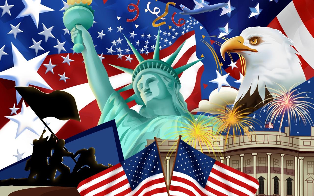 Symbols of American Freedom