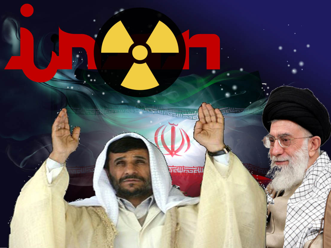 Ali Khamenei and Mahmoud Ahmadinejad pursue nuclear weapons