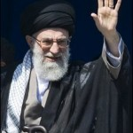 "Ayatollah Ali Khamenei refers to Israel as a ""cancerous Tumor."""