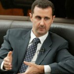 Bashar al-Assad's forces move into Damascus