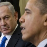 Netanyahu and Obama met at the White House