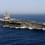 The U.S.S. Enterprise has been deployed to join the Abraham Lincoln in the Persian Gulf.