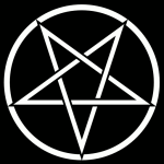 Pentagram symbol is in essence the corporate logo of Satan - who is the Destroyer.