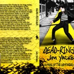 "Cover for upcoming Jim Yackel book release ""Dead-Ringer."" Cover design by LL Pix Photography @ www.llpix.com © 2013"
