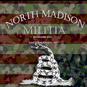 North Madison Militia from the novel &#039;Dead-Ringer&#039; by Jim Yackel.  Image (c) 2013