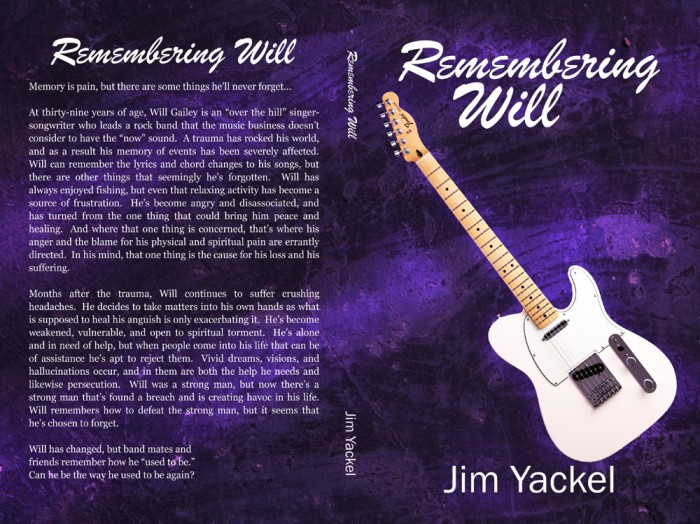 Remembering Will by author Jim Yackel