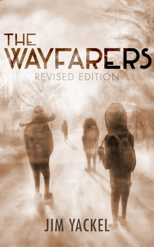 The Wayfarers Revised Edition in Kindle and paperback book