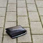 The wave of panic over a lost wallet