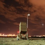 Israel's Iron Dome missile defense system