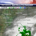 Weather Map, Midwest May 3-4 2012